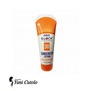 PROTECTOR SOLAR 30 SPF MAX BLOCK